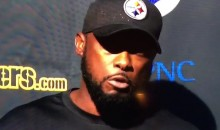 Mike Tomlin Thinks The Steelers Headset Issue Was No Coincidence (Video)