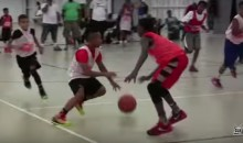 Muggsy Bogues Has a 5th Grade Grandson with Some Serious Skills (Video)
