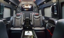 The Nick Saban Signature Series Mercedes-Benz Sprinter: For The Alabama Fan Who Needs Nothing But Wants Everything (Video + Gallery)