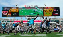 Photo from Jags-Panthers Matchup Looks Like a Video Game (Pic)