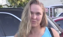 Ronda Rousey Accepts Marine Corps Ball Invitation…IF… (Video)