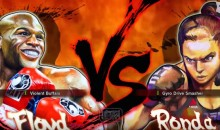 Watch Ronda Rousey vs Floyd Mayweather In This Street Fighter Mod (Video)