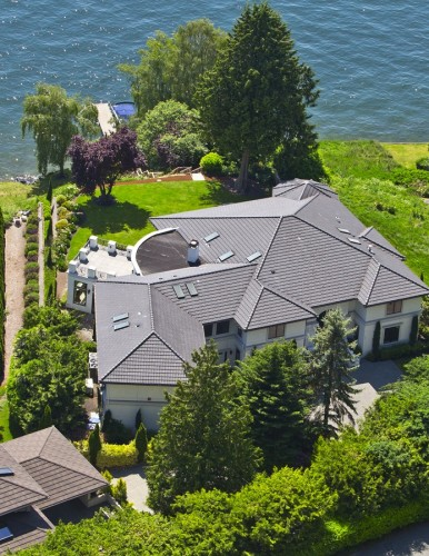 Russell Wilson Gets 7M Waterfront Seattle Mansion Photos