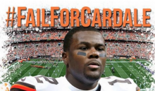 Browns Fans Start #FailForCardale Campaign