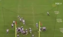 The Titans Has a Pretty Crazy 2-Point Conversion Called Back (Video)