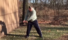 This Video of a Dad Playing Sports Is Just the Best (Video)
