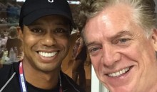 Tiger Woods and Shooter McGavin Pose For Greatest Golf Selfie Ever (Pic)
