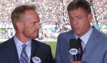 Troy Aikman Was Pretty Disgusted by That Cowboys-Eagles Game (Videos)