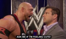 Bad WWE Lip Reading Makes Weird WWE Dialogue Even Weirder (Video)