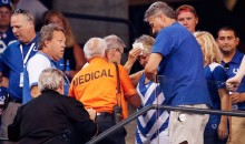 Colts Fans Injured by Falling Bolts from Lucas Oil Stadium Retractable Roof (Pic)