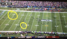 Seahawks With Some Trickery On The Punt Return (Video)