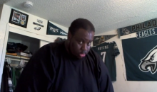"Eagles Fan: ""HAVE FAITH IN WHAT!?!?! 0-2 AND SEASON IS F*CKED"" (Video)"