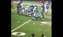 High School RB Breaking Ankles All The Way To The Endzone