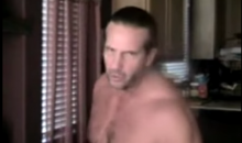 Shirtless Cowboys Fan Has A Fight Song To Pump Up His Team (Video)