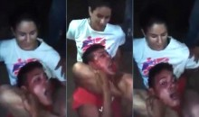 Brazilian Female MMA Fighter Absolutely Humiliates Guy Who Tried to Mug Her (Video)