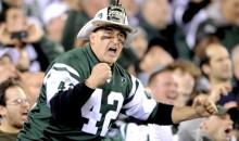 Brandon Marshal Credits the Return of Fireman Ed for the Jets Season-Opening Win