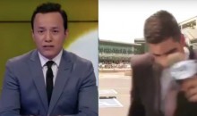 Fox Soccer Reporter Run Over by Car on Live TV (Video)