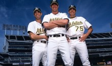 A's Fans Get to Relive the Glory Days with Hudson vs. Zito at the Coliseum on Saturday