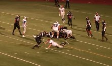 HS Player Rips Opponent's Helmet Off, Hits Him With It (Video)