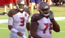 Jameis Winston Booed Off Field by Bucs Fans at Halftime After Getting Outclassed by Marcus Mariota (Video)