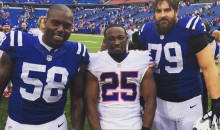"LeSean McCoy Can't Stop Trolling, Poses for Photo with ""Chip Kelly Rejects"" (Pic)"