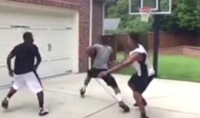 BdotAdot5′s Manu Ginobili Impersonation Delights Manu Ginobili (Video)