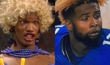 Twitter Goes Nuts Over Odell Beckham's Hair  (PICS)