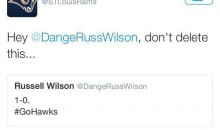 Rams Twitter Account Trolls Seahawks Russell Wilson (PIC)