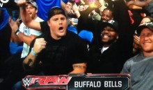 Richie Incognito Was at Monday Night RAW and Very Much in His Element (Videos)