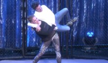 Watch Ronda Rousey Demonstrate Her MMA Skillz on Ellen Producer Andy Lassner (Video)