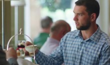 """Tea Time with Andrew Luck"" Combines Your Two Great Loves: Football and Etiquette (Video)"
