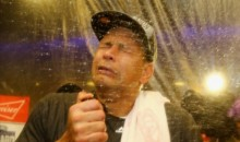 This Pic of A-Rod Is All You Need To See From The Yankees' Wild Card-Clinching Celebration