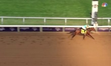 American Pharoah Wins Breeders' Cup Classic by a Landslide (Video)