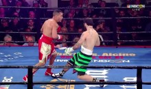 Boxer Takes Fight in the 1st Round with 'Perfect Punch' KO (Video)