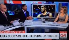 CNN Thinks Photo Of LaMarcus Aldridge is Lamar Odom (Pic)