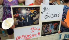 Steelers Fans To Protest Outside Heinz Field Against Mike Vick Tonight