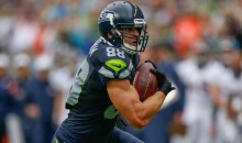 Jimmy Graham Tweets Congrats to Ex-Teammate For Leaving New Orleans