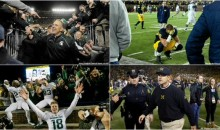 MSU's Crazy Win Over Michigan, As Called By Each Team's Home Radio Announcers (Video)