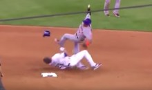 Chase Utley Suspended for Two Games For Nasty Slide That Broke Ruben Tejada's Leg (Video)
