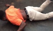 Clemson Fan Faceplants Hard While Attempting Backflip (Video)