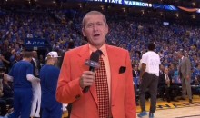 Craig Sager Returns To NBA Sidelines on Opening Night (Videos)