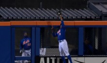 Curtis Granderson Robs Chris Coghlan Of Homer During Game 2 of NLCS (Video)