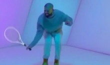 Drake Plays Tennis in This Awesome 'Hotline Bling' Meme (Video)