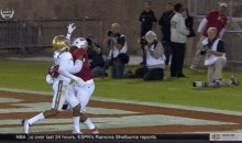 "Stanford's Francis Owusu Catches Ball Around Defender's Back For ""Play Of The Year"" Candidate (Video + GIF)"