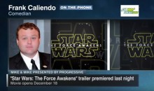 "Frank Caliendo Imitates ESPN Personalities While Reviewing ""Star Wars"" Trailer (Video)"