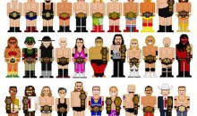 Here's a Cool 8-Bit Chart of Every WWE Champion (Pic)