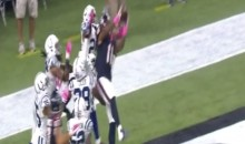 Jaelen Strong Catches 42-Yard Hail Mary TD at End Of Half vs. Colts (Video)
