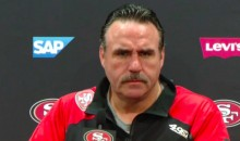 Jim Tomsula Farts During a Press Conference and Let's Make That News (Video)