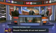 Joey Galloway Makes Ill-Advised Joke About Women Drivers (Video)