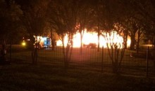 House Of Johnny Manziel's Family Burns Down, Arson Suspected